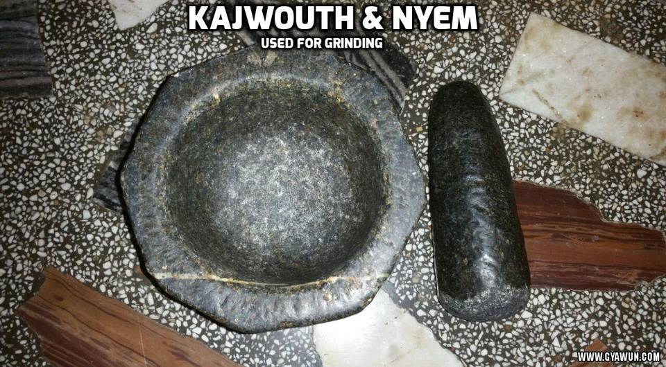Kajwouth and Nyem