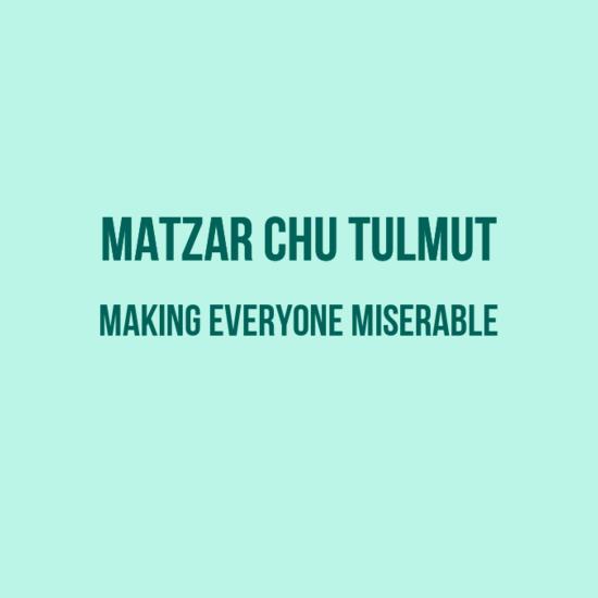 Matzar Chu Tulmut