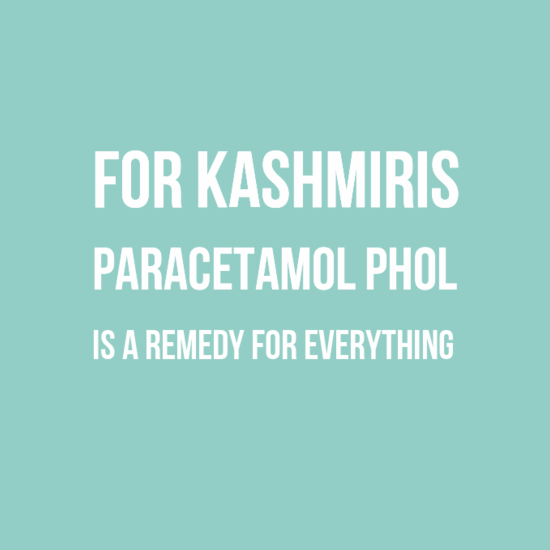 Kashmir and Kashmiris