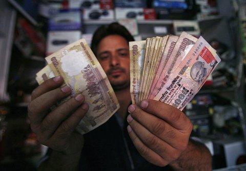 kashmir money