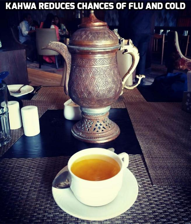 kashmirikahwa_cold_flu