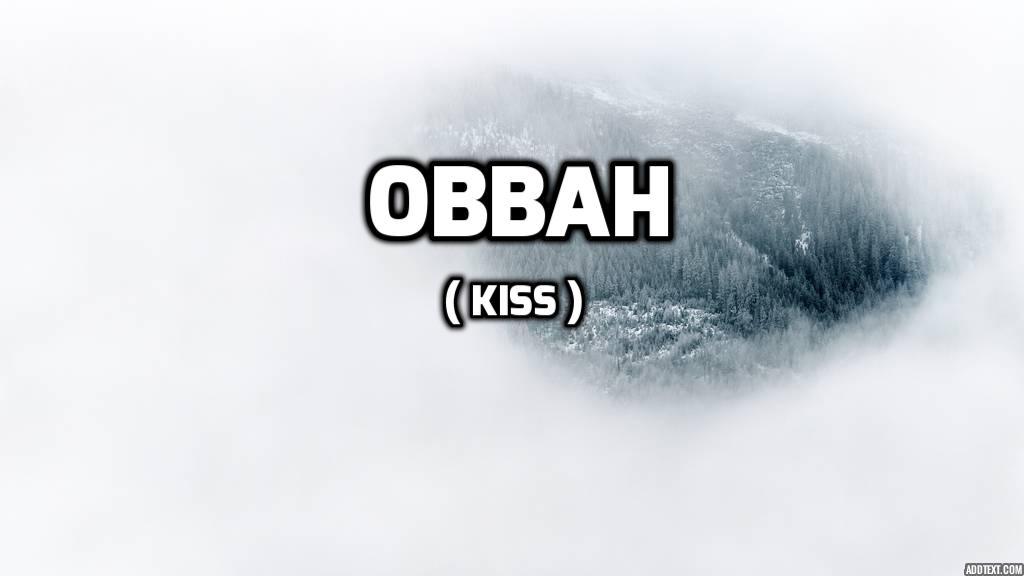 obbah