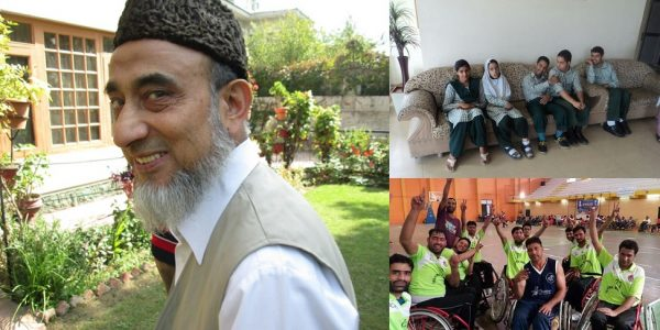 Meet Dr Mohammed Maqbool Mir: An Angel To Many Differently Abled Children