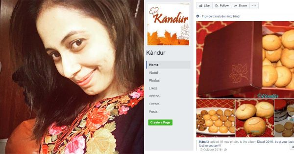 "Meet This Delhi Girl Who Runs A ""KANDUR"""