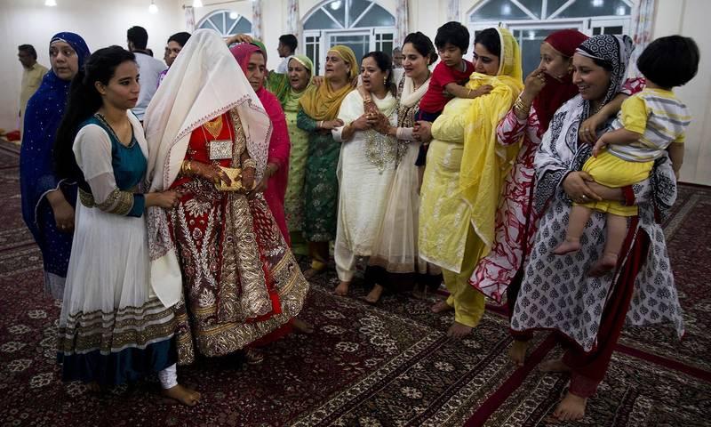 Kashmiri muslim marriage customs