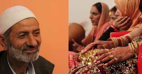 Meet The Man Who Has Fixed More Than 1000 Marriages in Kashmir