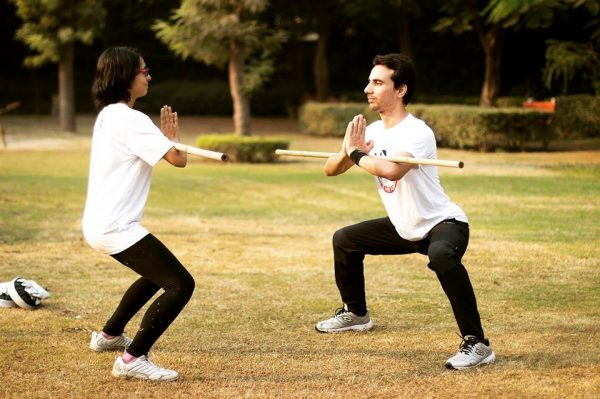 Meet This Kashmiri Who is Training Delhi Women in Self Defense