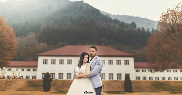 Here's Another Fascinating Pre-Wedding Shoot in Srinagar