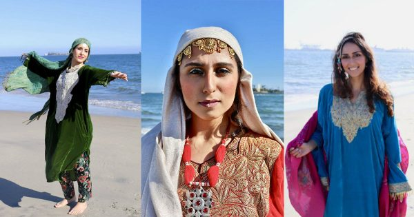 Read the Story Behind the Unique Pheran Photoshoot held in Los Angeles