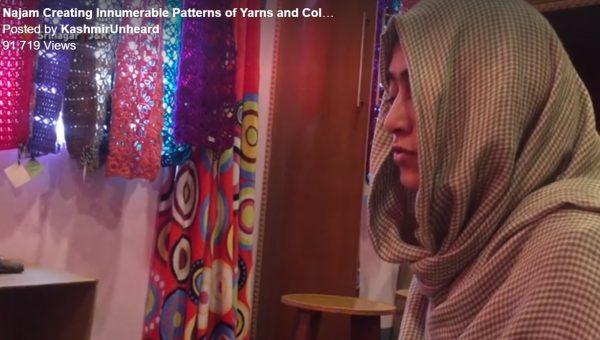 Najam Qari, Budding Art and Craft Entrepreneur