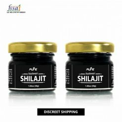Pure Kashmiri Shilajit 30gms (Pack of 2)