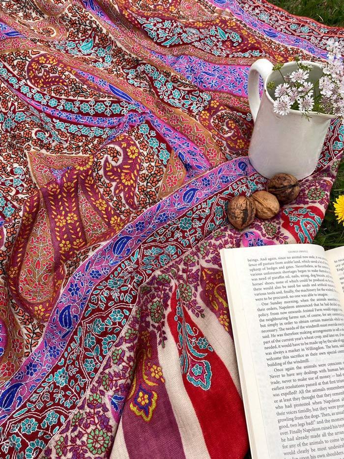 Handmade Pashmina Shawl