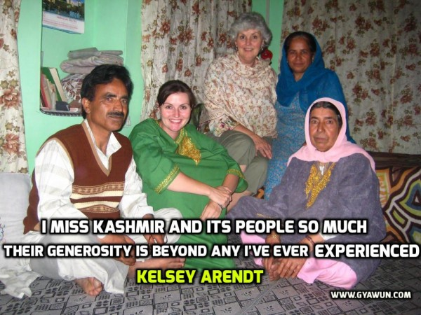 What Travelers Have To Say About Kashmiri People